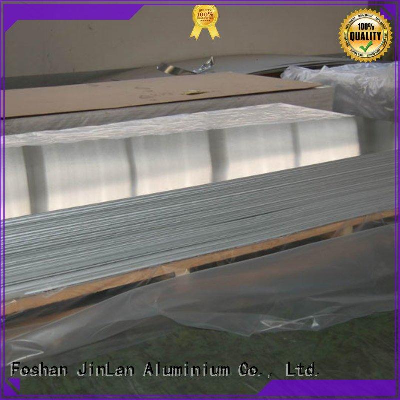 cold aluminum sheet thickness coils prepainted JinLan