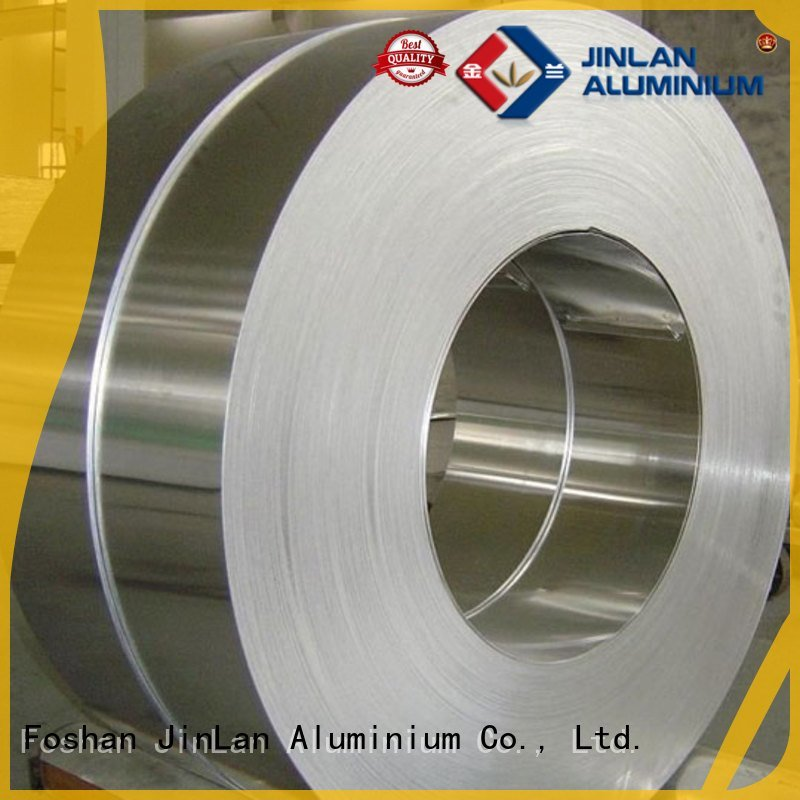prepainted material roll JinLan aluminium coil