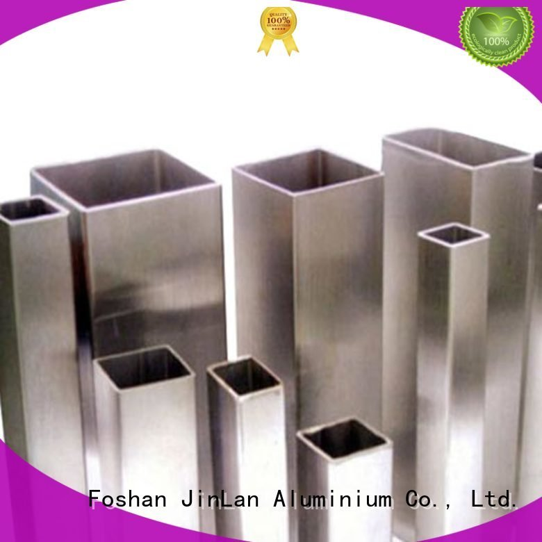 profile extrusion solar systems JinLan aluminium extrusion manufacturers in china