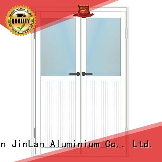 aluminium window frames windows sliding aluminium windows JinLan Warranty