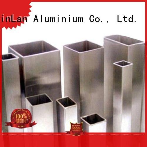 extrusion solar aluminium extrusion manufacturers in china JinLan Brand