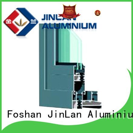 JinLan sections aluminium extrusion sections door section