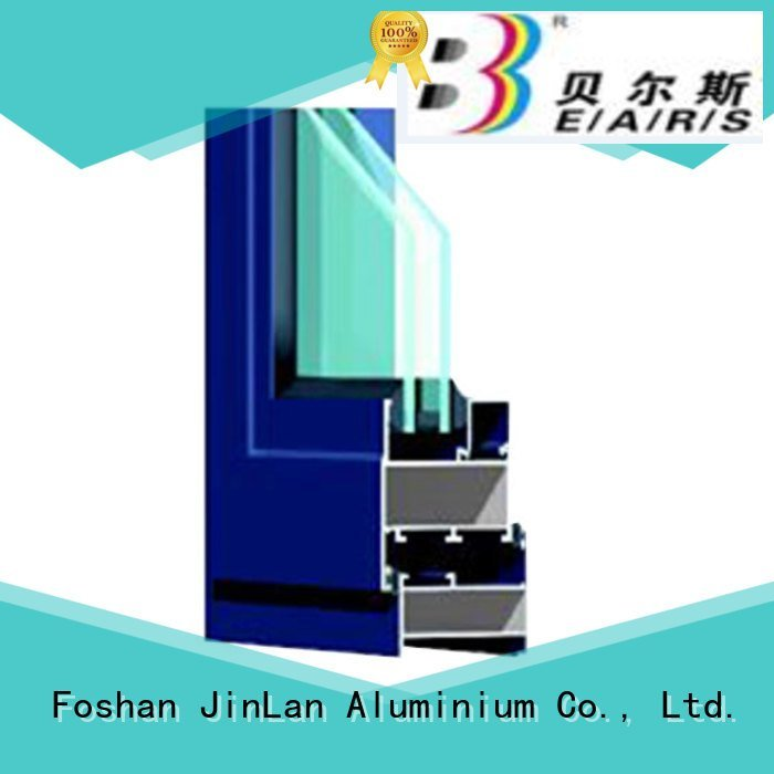 Custom aluminium aluminium extrusion sections profile aluminium section