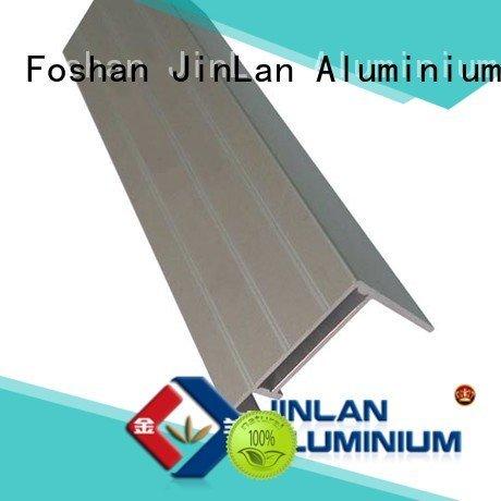 OEM aluminium extrusion manufacturers in china stand profile aluminum rectangular tubing