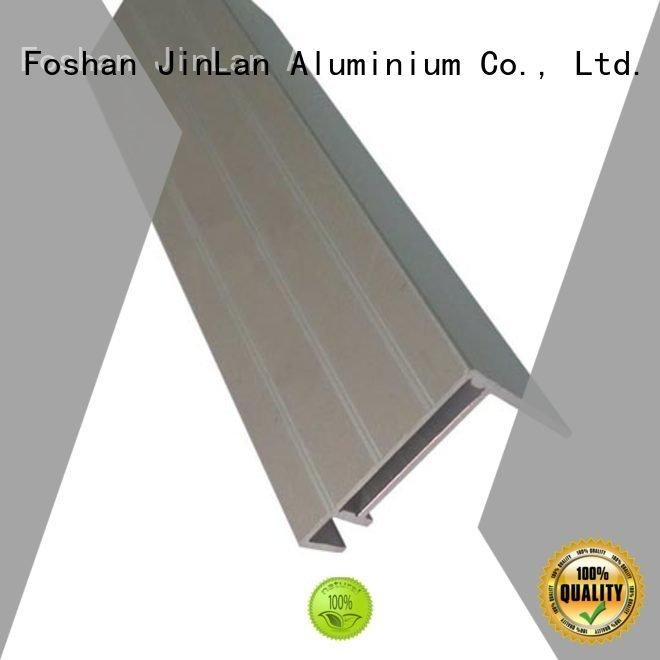 aluminum rectangular tubing aluminium JinLan Brand