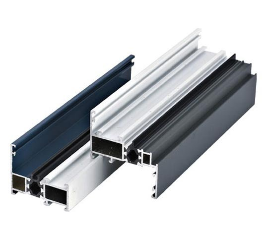 JinLan extrusion aluminium profile for windows Aluminium Profiles image22