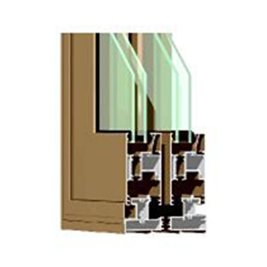 Aluminium Window Sections ZY140