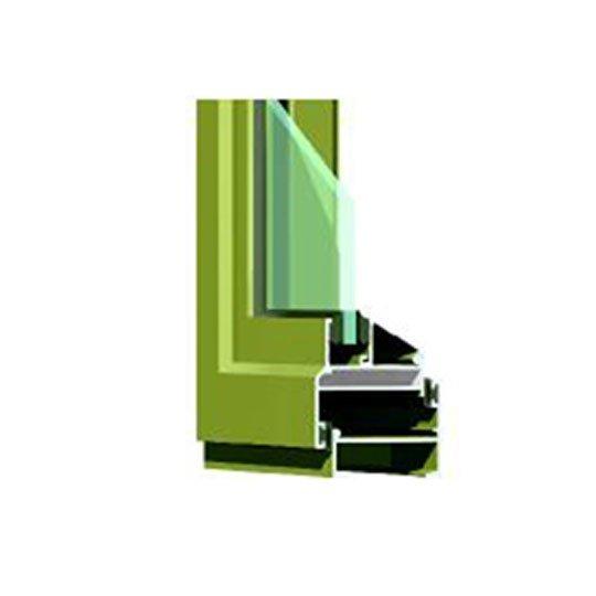 Aluminium Window Profiles 38