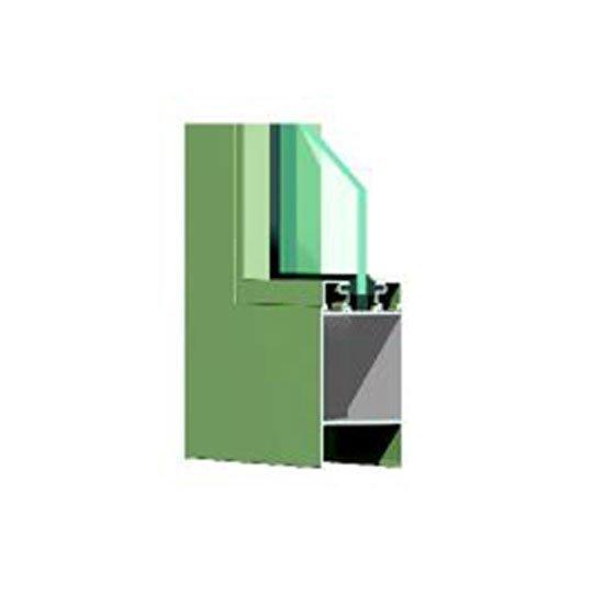 Aluminium Sections for Windows 46