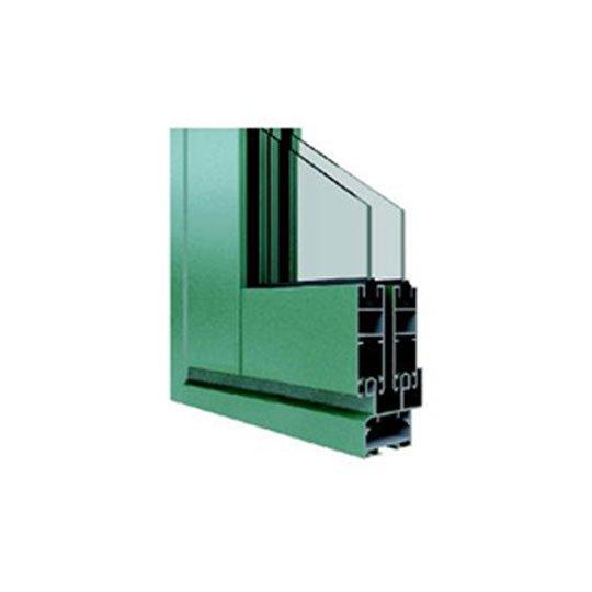 JinLan Aluminium Sliding Window Sections 47 Aluminium Window and Door Section image22