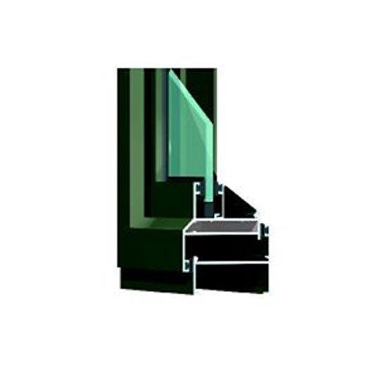 Aluminum Window Section 50A