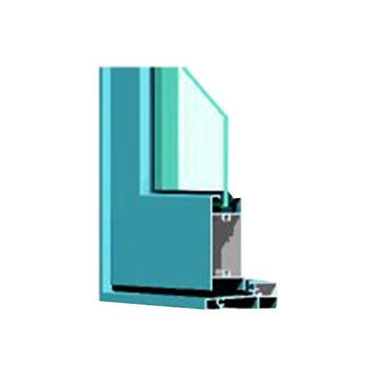 Aluminium Window Frame Profiles 70