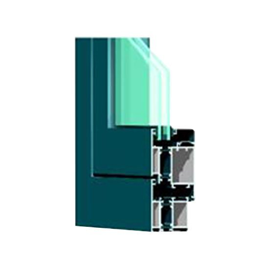 Aluminum Window Profile BL50
