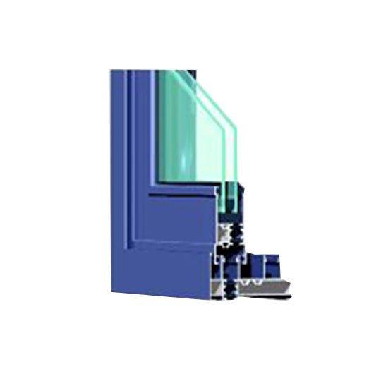 Aluminium Sliding Door Profiles DC95