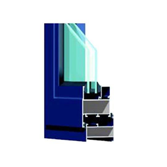 Aluminium Window Extrusion Profiles HN50