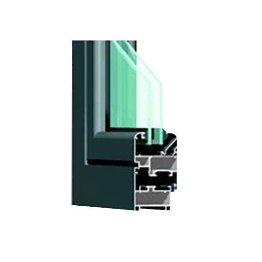 Aluminium Window Section ZY45