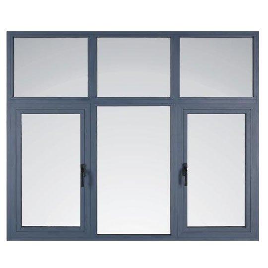 Aluminum Casement Windows 2