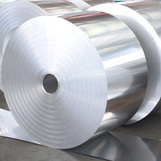 Hot Rolling Aluminum Coils