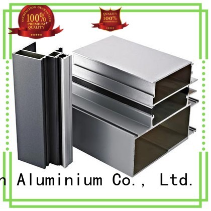 aluminium stand aluminum rectangular tubing JinLan Brand