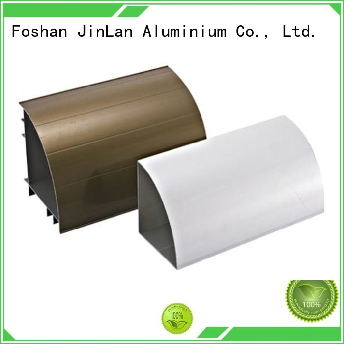 systems solar pipe aluminum rectangular tubing JinLan