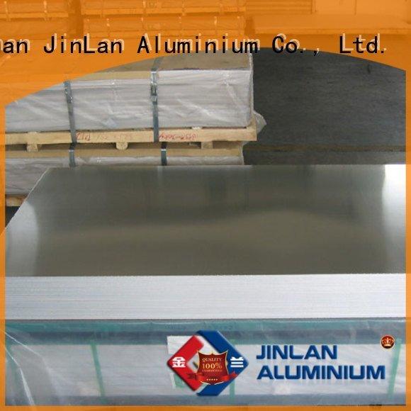 aluminium coil prepainted material sheets aluminum JinLan