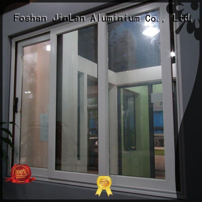 casement aluminium window aluminium windows JinLan