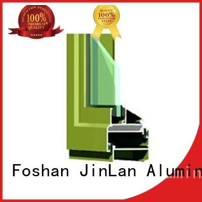 aluminium aluminium extrusion sections extrusion profile JinLan company