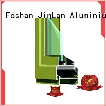 profile aluminium JinLan aluminium extrusion sections