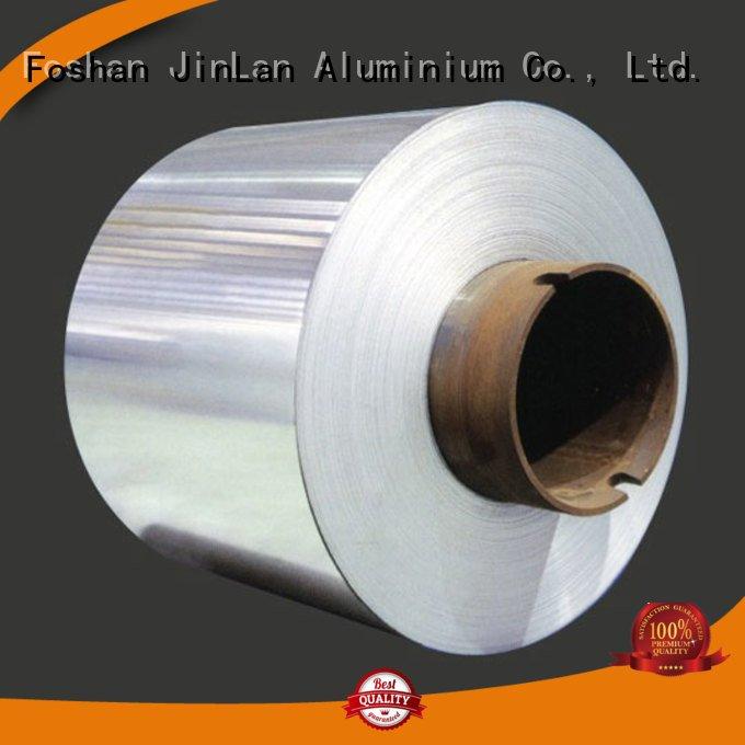 coils prepainted aluminum sheet thickness JinLan