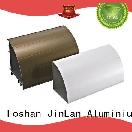 JinLan stand pipe aluminium extrusion manufacturers in china systems extrusion