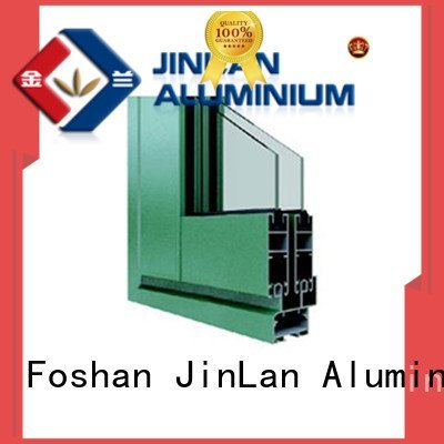 aluminium section aluminum aluminium extrusion sections grain JinLan