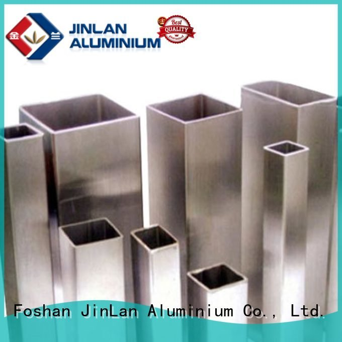 profile aluminium JinLan aluminium extrusion manufacturers in china