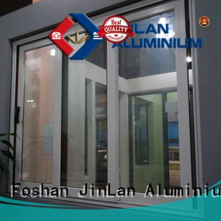 casement doors window aluminium windows JinLan