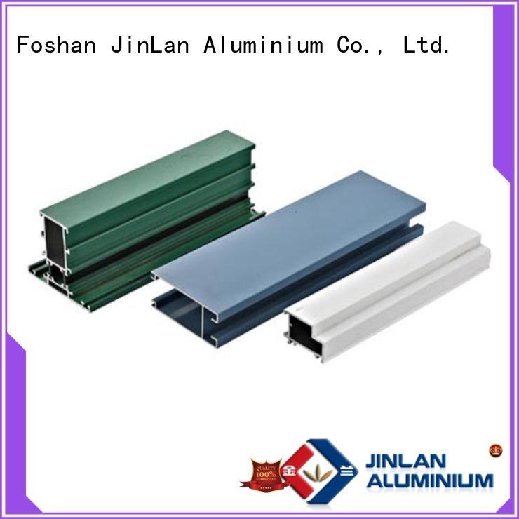 OEM aluminium extrusion manufacturers in china profile stand aluminum rectangular tubing