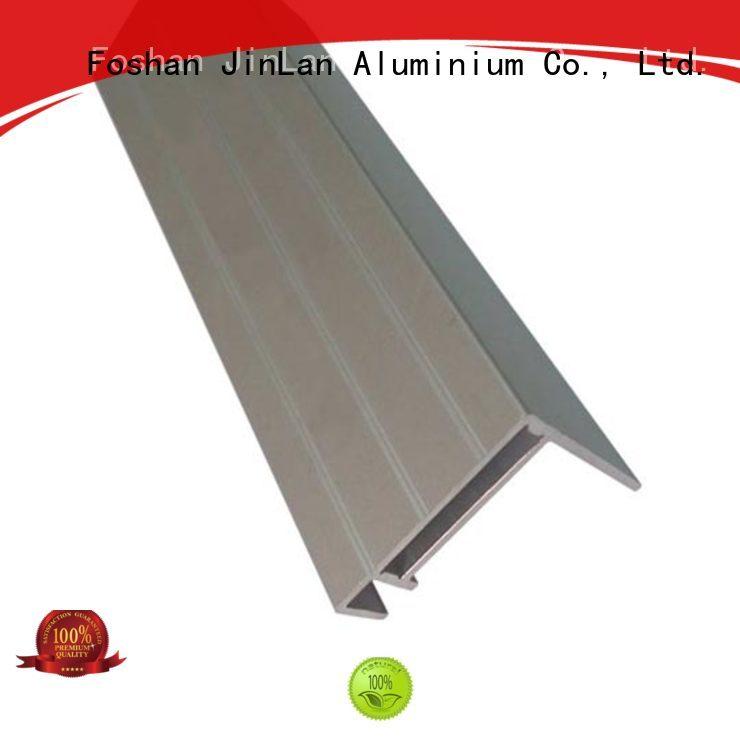 profile extrusion aluminium extrusion manufacturers in china JinLan Brand
