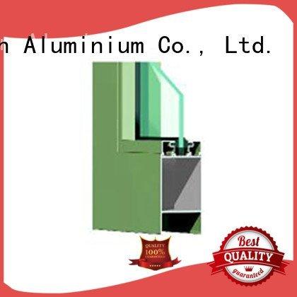 door sliding JinLan aluminium section