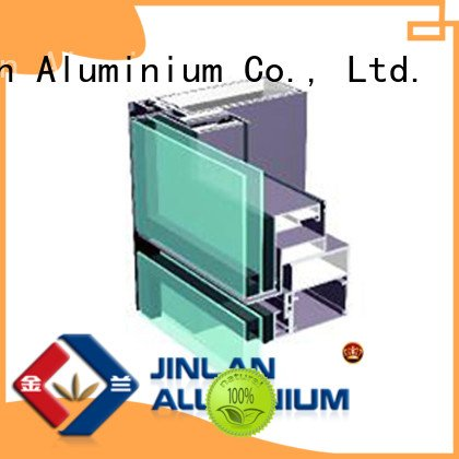 OEM aluminium curtain wall walls series aluminium aluminum curtain wall