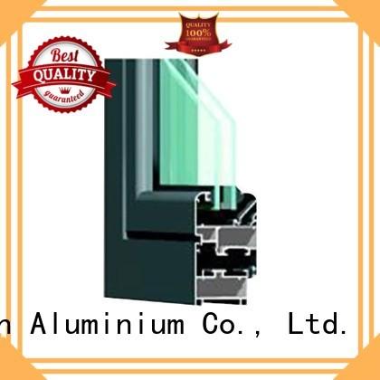 aluminium extrusion window aluminium doors JinLan Brand