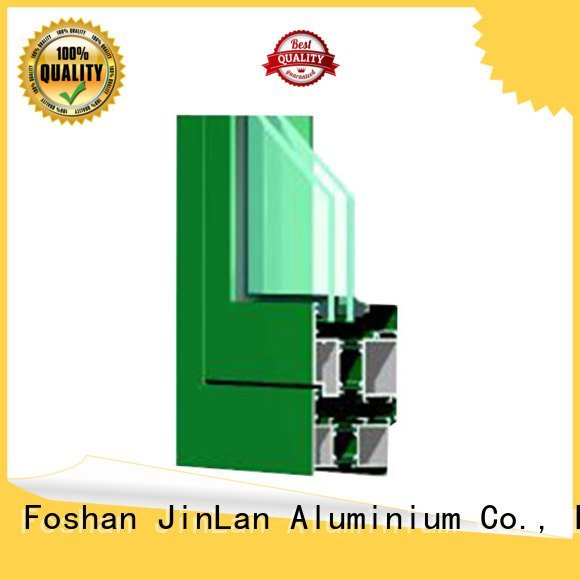 JinLan section aluminium extrusion sections extrusion sill