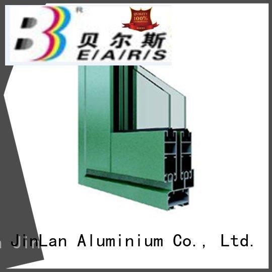 aluminium section frame sliding sand window