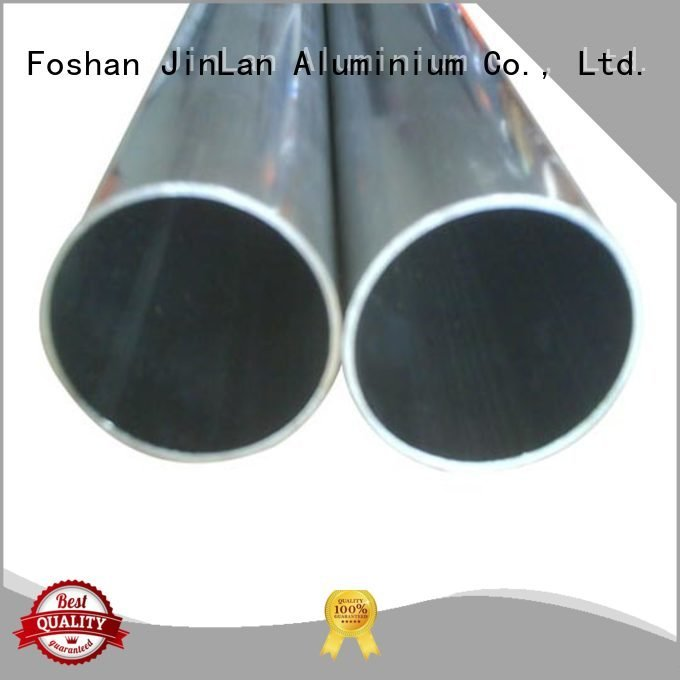 solar systems aluminium aluminum rectangular tubing JinLan