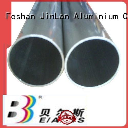 aluminum rectangular tubing pipe extrusion systems JinLan