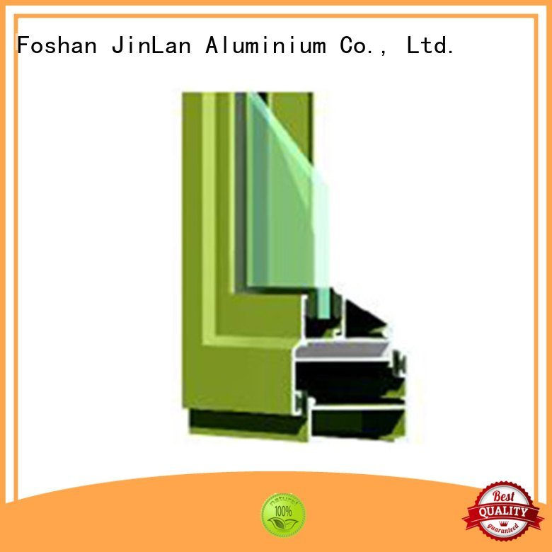 aluminium section frame aluminium extrusion sections profiles JinLan
