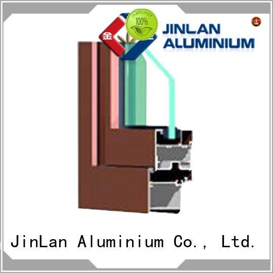 Wholesale grain aluminium section JinLan Brand