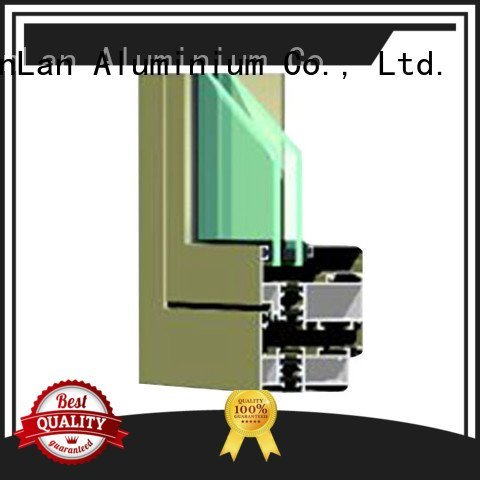 wood aluminium extrusion sections sections window