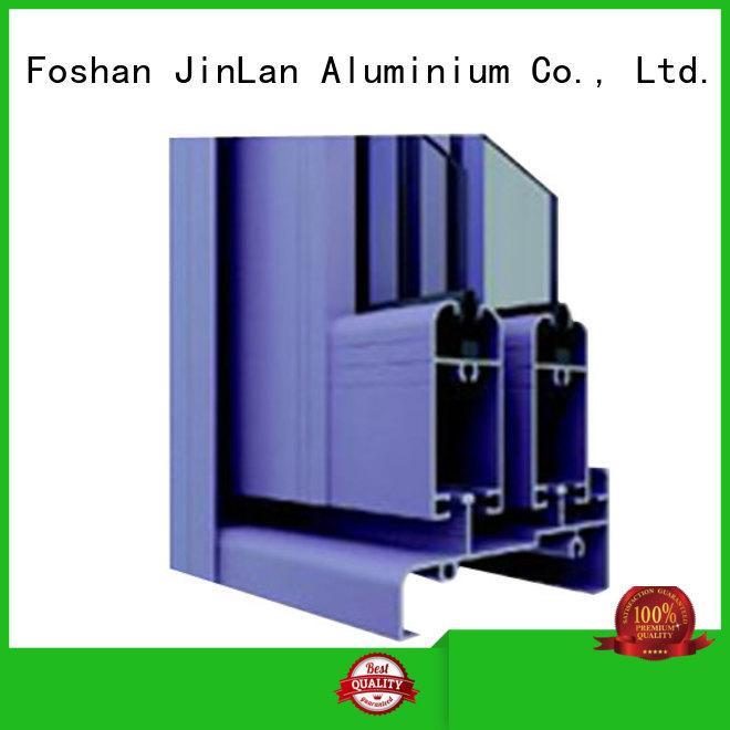 Quality JinLan Brand aluminium section aluminum