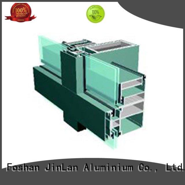 curtain series JinLan aluminium curtain wall