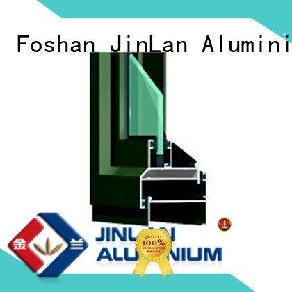 frame sill aluminium section JinLan