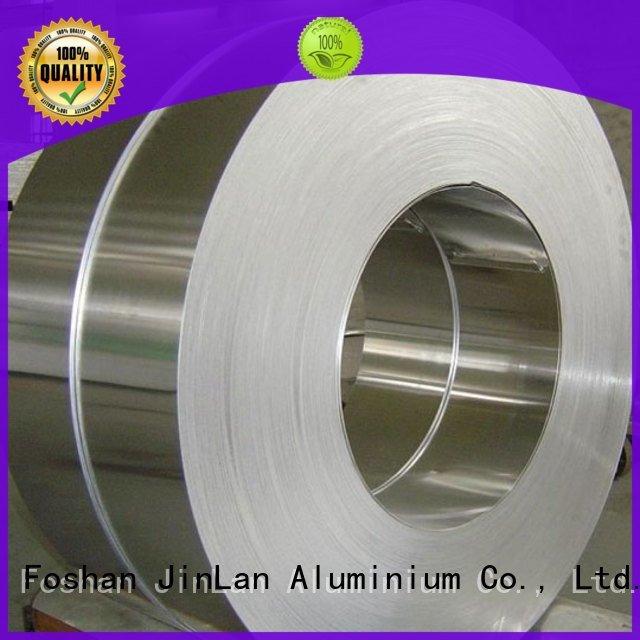 aluminium coil sheets JinLan Brand