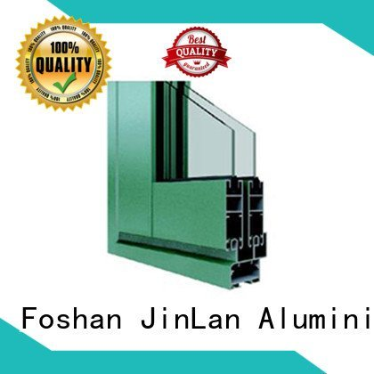 Hot aluminium section aluminum aluminium extrusion sections grain JinLan